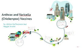 Anthrax and Varicella (Chickenpox) Vaccines