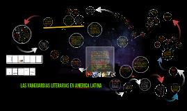 LAS VANGUARDIAS LITERARIAS EN AMERICA LATINA