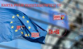 KARTA PRAW PODSTAWOWYCH UE