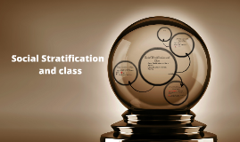 Social Stratification and Class