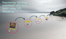 Copy of Empowering Teaching Assistants with tech skills using ISTE s