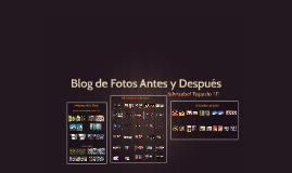 Blog de Fotos Antes y Después
