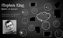 Stephen King Intro