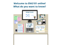 Getting Started (ENG101 ONLINE)