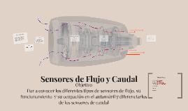 Sensores de Flujo y Caudal
