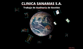 CLINICA SANAMAS  S.A.