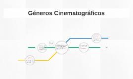 Géneros Cinematográfcos