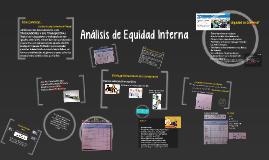 Copy of Análisis de Equidad Interna