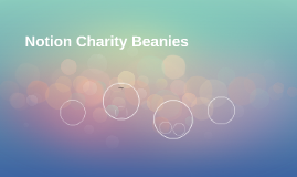 Notion Charity Beanies