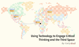 Using Technology to Engage Critical Thinking and the Third Space