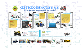 CANVAS TODO EN MOTOS S. A. S.
