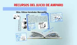 Copy of JUICIO de amparo RECURSOS