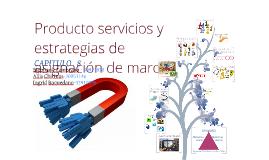 Copy of Producto, servicios y estrategias de asignacion de marca