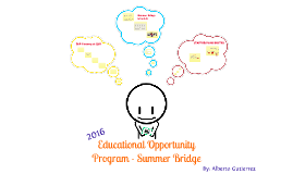 EOP Summer Bridge Welcome 2016
