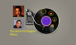 The Story Of Gregory Hines :