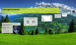 Copy of Hydrogen Economy