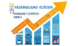 PROBABILIDAD CLÁSICA