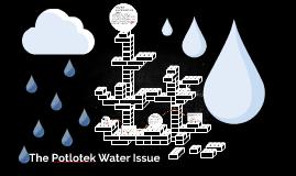 The Potlotek Water Issue