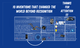 10 inventions that changed the world beyond recognition