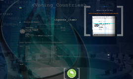 Desktop Publishing Group Work for The Security Council