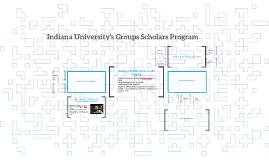 Groups Scholars Program