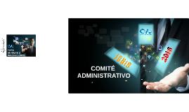 Comité Administrativo Junio  2016