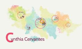 Cynthia l. Cervantes