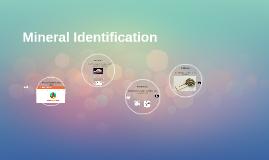 Mineral Identification