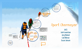 supply chain management sport obermeyer 1- what makes supply chain management at sport obermeyer so challenging the biggest challenge sport obermeyer is facing is uncertainty the demand for each of the styles is completely un-deterministic and is very hard to predict.