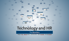 Technology and HR