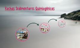 Rochas Sedimentares Quimiogénicas