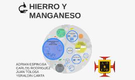 REMOCION DE HIERRO Y MANGANESO