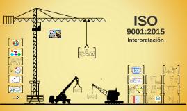 Copy of ISO 9001:2015 Interpretacion