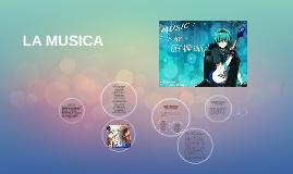 LA MUSICA QUE ESCUCHO¡