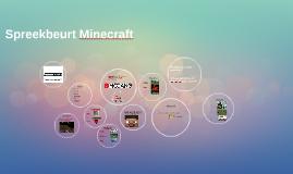 Spreekbeurt Minecraft