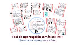 Copy of Test de Apercepción temática