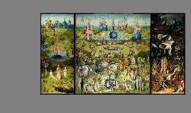 Le jardin des délices - Jérôme Bosch
