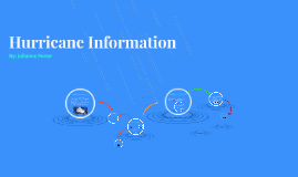 A hurricane is a tropical cyclone that is characterized by w