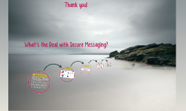 Secure Messaging:
