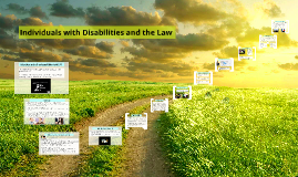 Copy of Individuals with Disabilities and the Law