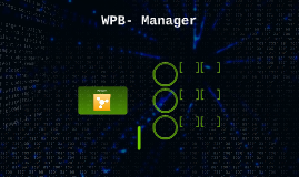 WPB- Manager