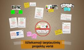 Projektai 2017