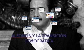 Copy of ALFONSÍN Y LA TRANSICIÓN DEMOCRÁTICA