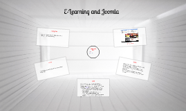E-Learning and Joomla