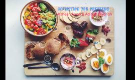 Copy of Nutrition for Preteens