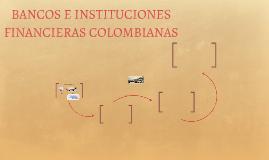 BANCOS DE 1841 A 1870