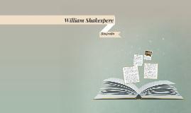 William Shakespeare nació en Stratford-upon-Avon, en abril d