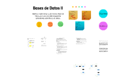Bases de Datos II (intro)