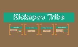 Kickapoo Tribe