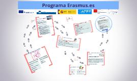 Programa Erasmus.es